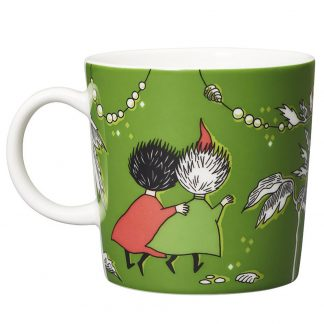 Thingumy and Bob Moomin Mug