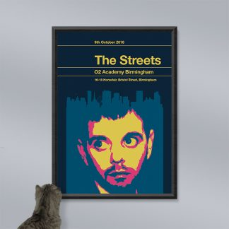 Stereotypist print - The Streets