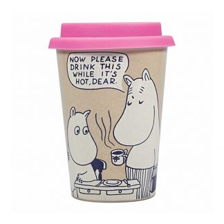 Moomintroll and Moominmamma Travel Mug