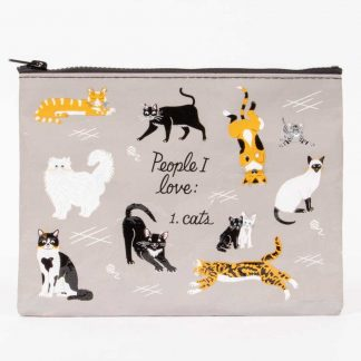 People I Love:Cats, Pouch