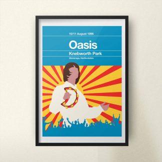 Stereotypist Print - Oasis