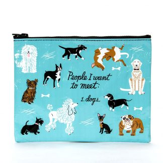 People I Want to Meet, Dogs, Pouch