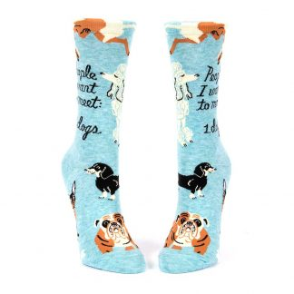 People I Want to Meet, Dogs, Socks