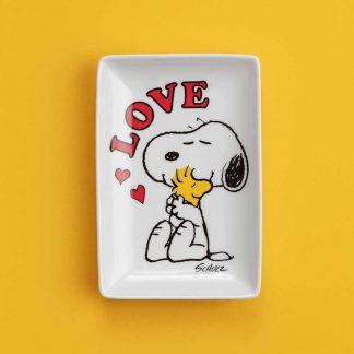 Peanuts Trinket Tray - Love