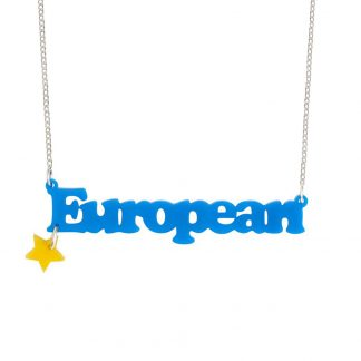 Tatty Devine European Necklace