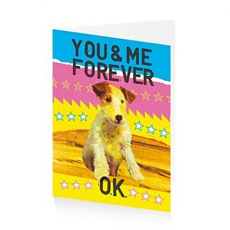 You and Me Forever Card