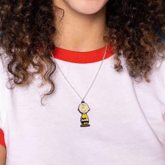 Tatty Devine Charlie Brown Pendant