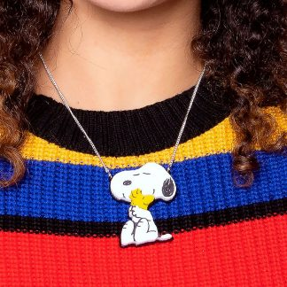 Tatty Devine Snoopy and Woodstock Forever Necklace