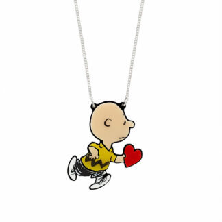 Charlie Brown Love Necklace by Tatty Devine