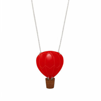 Tatty Devine Hot Air Balloon Necklace