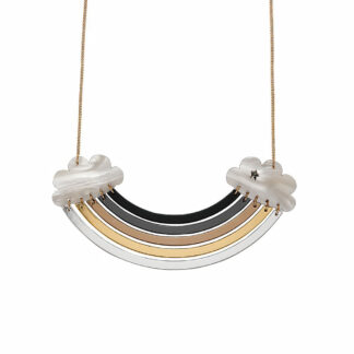 Tatty Devine Rainbow Necklace – Dark Days