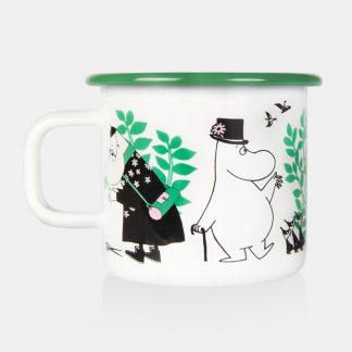 Moomin Day in the Garden Mug