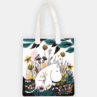Moomin Flowerfield Ecobag