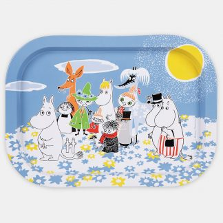 Moomin Summer Day Tray