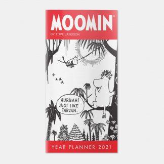 Moomin, Tarzan Pocket Planner