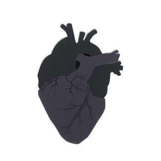 Tatty Devine Anatomical Heart Brooch
