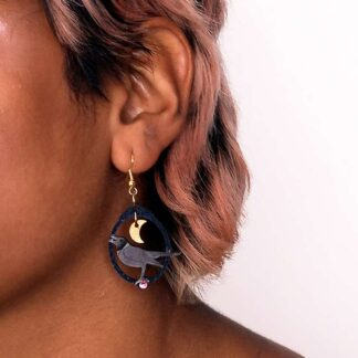 Tatty Devine Nightingale Earrings