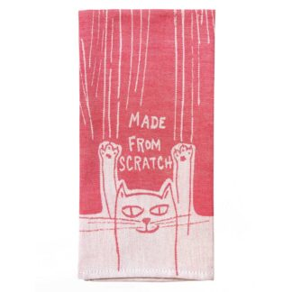 Made from Scratch Tea Towel