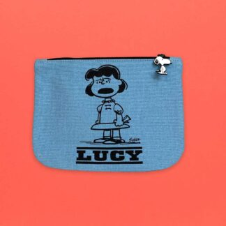 Peanuts Pouch, Lucy