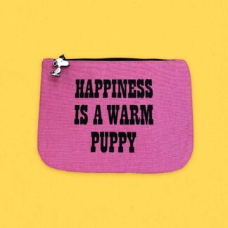 Peanuts Pouch, Puppy