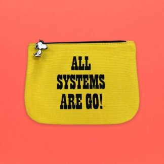 Peanuts Pouch, Systems