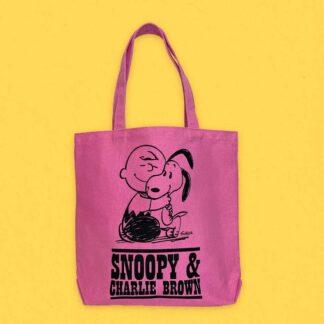 Peanuts Tote Bag, Puppy