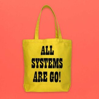 Peanuts Tote Bag, Systems