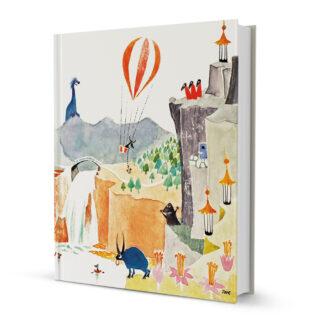 Fantastical Landscape Notebook