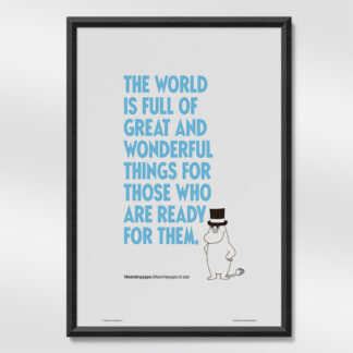 Great and Wonderful Things Print