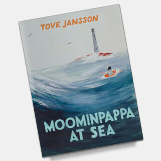 Moominpappa at Sea Hardback