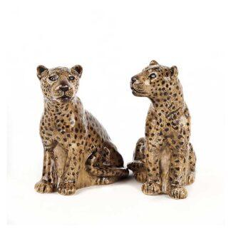 Leopard Salt and Pepper Set