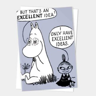 Moomin Card, Excellent Idea