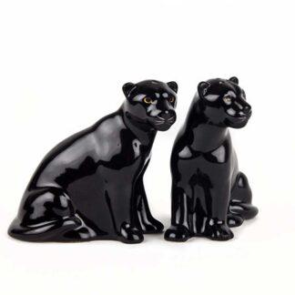 Panther Salt and Pepper Set
