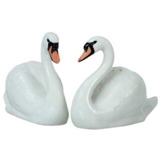 Swan Salt and Pepper Set