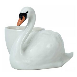 Swan with Egg Cup