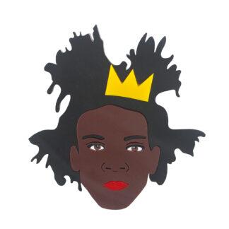 Lou Taylor Basquiat Brooch