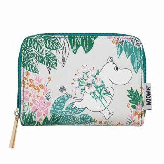 Moomintroll Picking Flowers Purse