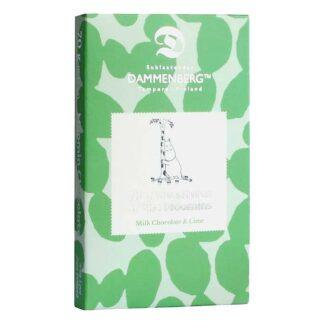 Moomintroll Lime Chocolate