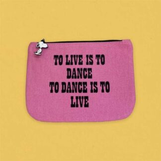 Snoopy Dance Pouch