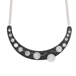 Tatty Devine Rayograph Pearls Necklace