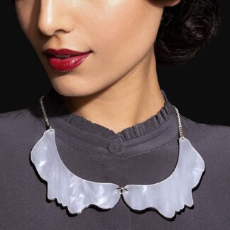 Tatty Devine Rayograph Silhouette Necklace