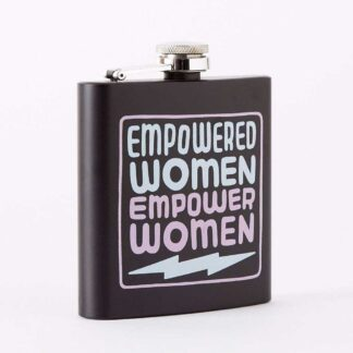 Empowered Women, Hip Flask
