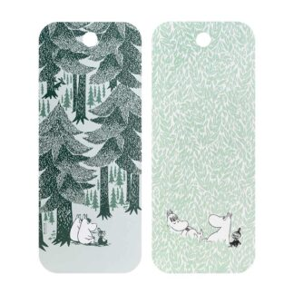 Moomin in the Forest Chop and Serve Board