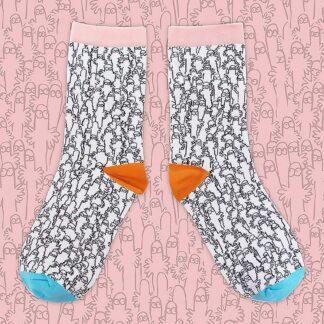 Moomin Socks Hattifattners